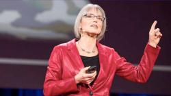 Nancy's TED talk: A neural portrait of the human mind